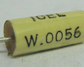 Capacitor 5.6nF 250V, polyester