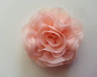 fleur  peche 70mm