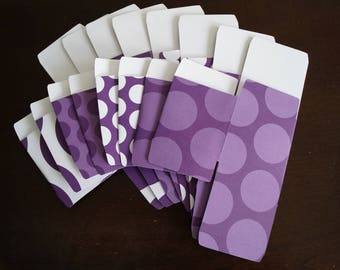 Square Favor Boxes (set of 8)