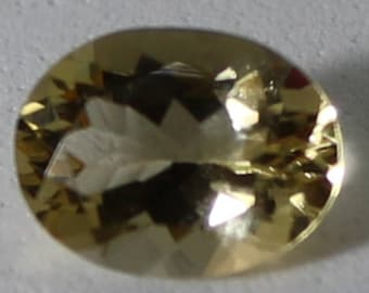 Heliodor or Yellow Beryl 1.47ct