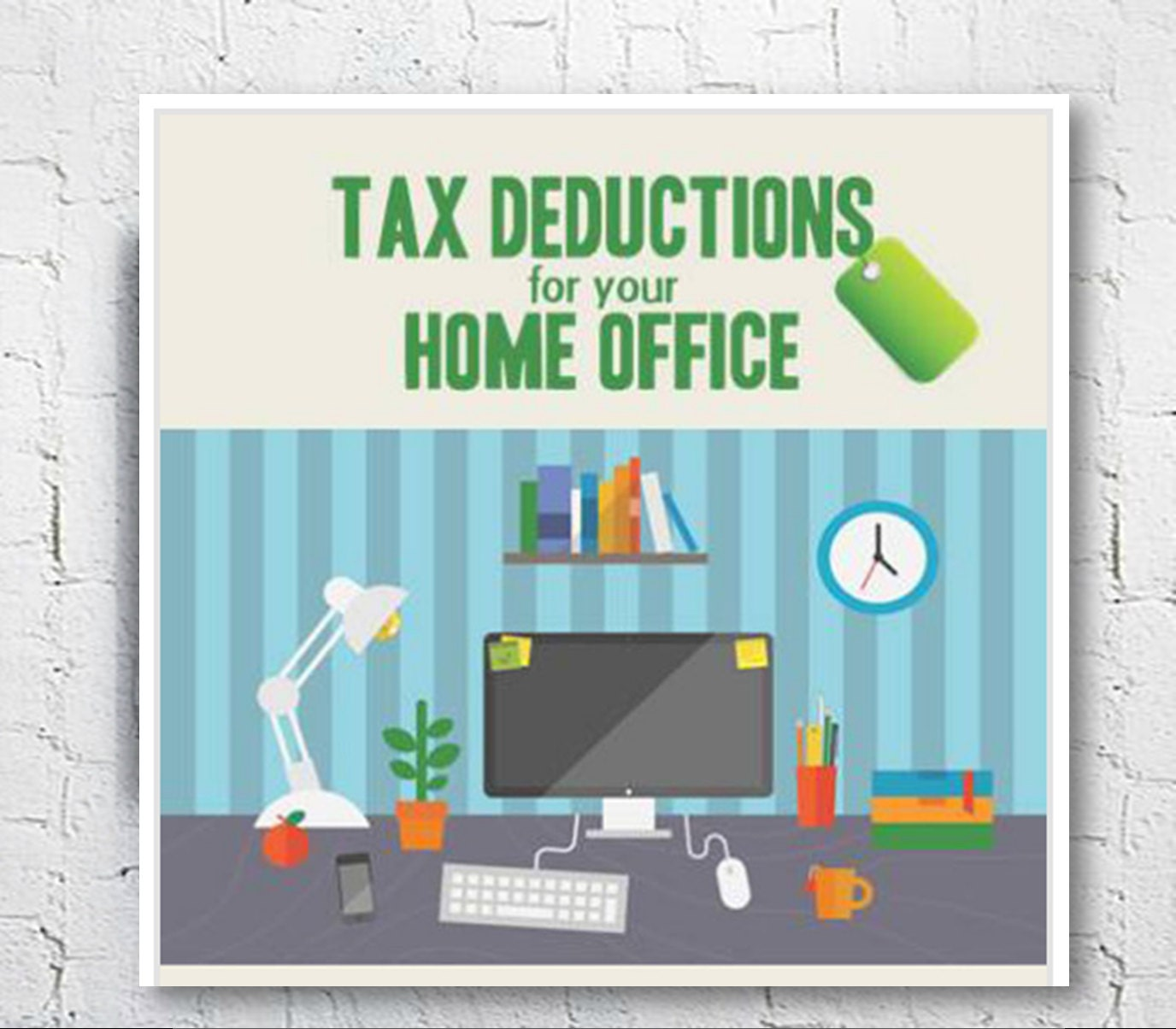 Home Office Tax Deductions 2017 & 2018 Tracking Tax