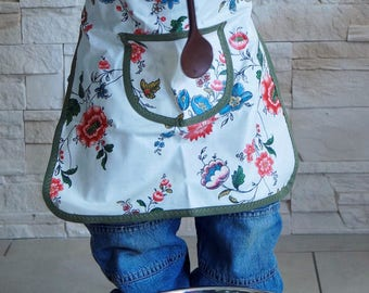 Kids apron / gardener apron