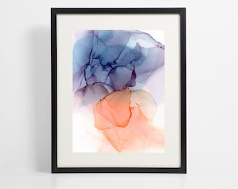 Orchid Song 3 Print