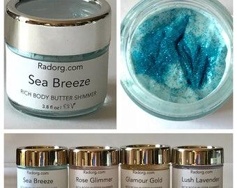 Sea Breeze GLIMMER Body Butter