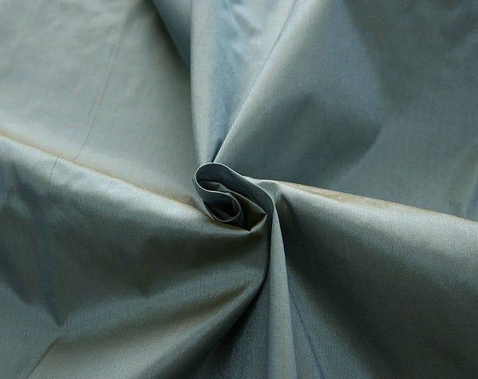 441083-Dupion (wild silk) natural silk 100%, 135/140 cm wide, made in India, dry-washed, weight 108 gr