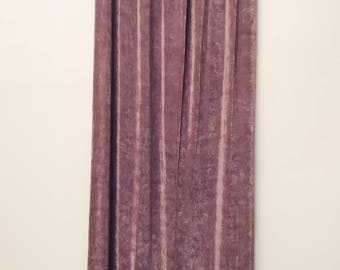 Vintage Musk Textured Two Piece Set Maxi Skirt and Top