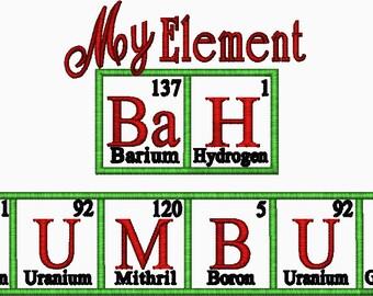 "Element ""Bah Humbug"" Holiday Sweatshirt"