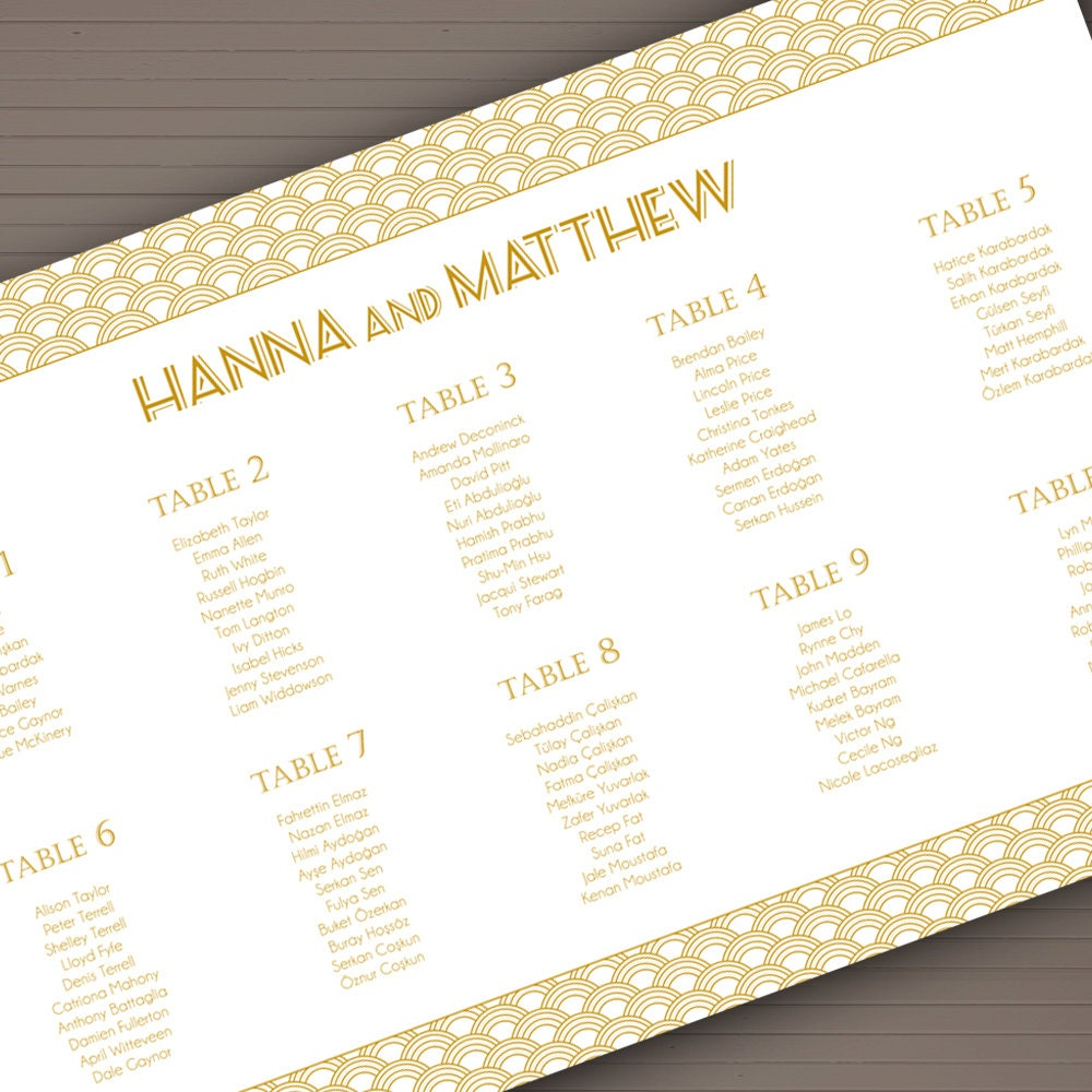 Fine Great Gatsby Themed Wedding Ideas Composition - The Wedding ...
