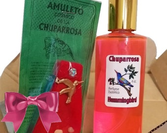 Hummingbird Perfume for Rituals and Spells / Perfume Chuparrosa