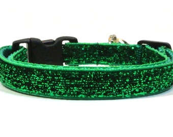 The Glitzy Sparkling Breakaway Cat Collar