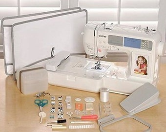 Brother PE-240 Sewing and Embroidery Machine Brand New in the BOX