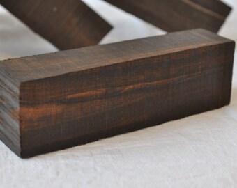 Ebony Wood Block Makassar