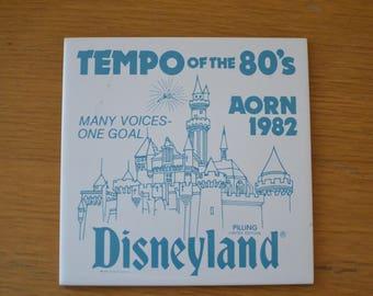 Disneyland Hotplate Tile