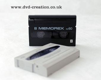 Video8 Hi8 Digital8 to DVD