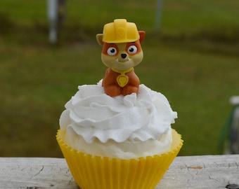 One Paw Patrol Cupcake (fake)