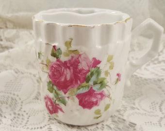Vintage shaving cup