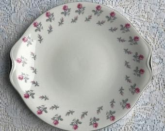Royal Albert Winsome Cake Plate