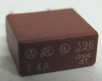 Micro fuse LITTELFUSE, 4AT 125V