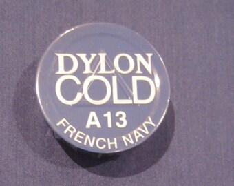 DYLON Cold Water Dye A13 - French Navy (5gm)