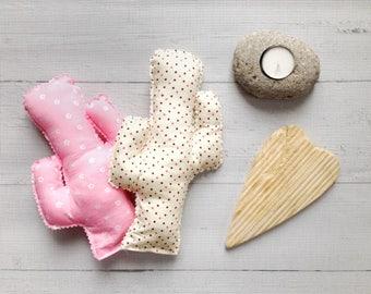 "Cactus ""Evergreen""- fabric POIS - MammaMiki - Home Decor - Home Design - Cactusmania"