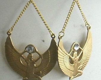 Goddess Isis Earrings
