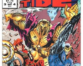 Battletide II - Issue 3 - Oct 1993 - Modern Age - Nm/Mt - Marvel UK Comics