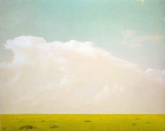 """large colorful landscape, landscape wall art, landscape art prints, large art, large wall art, colorful landscape prints, art - """"Heavenly"""""""