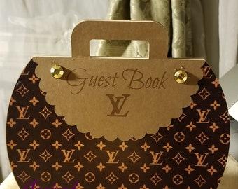 Elegant Guest book