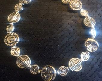 Day/Night Beaded Bracelet