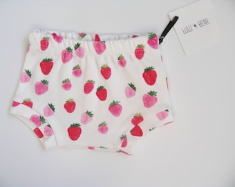 Ready to ship, organic baby bloomers, baby girl bloomers, organic toddler bloomers, baby shorts, toddler shorts, girl shorts, bloomers