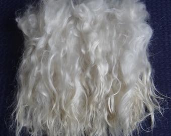Мохерские куклы для волос Premium LONG Mohair для кукольных волос Коза кудри для кукольных кукол Волосы Angora locks