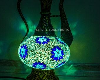 Fairy Lights Desk Lamp Moon Lamp Lampshade Lamp Shade Moroccan Decor