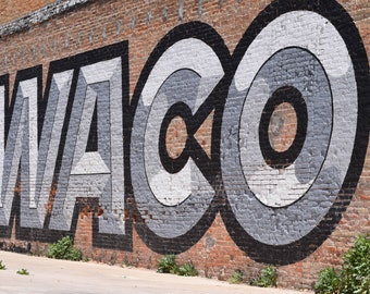 Artwork of Waco Texas