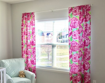 Lovely Curtains And Valences