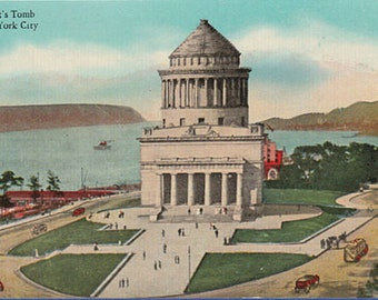 Grant's Tomb New York City Vintage Postcard Free Shipping NY1