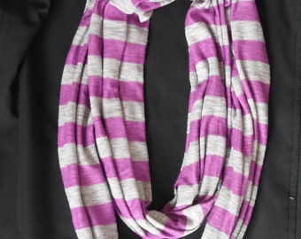 SALE* Jersey Knit Infinity Scarves: Multiple Colors!! 2 for 14!