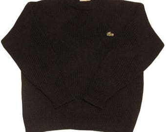 70's vintage Lacoste sweater made in France