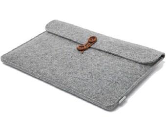 13 Inch Felt Laptop Bag