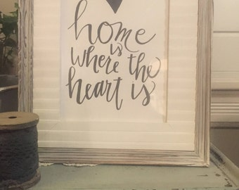 Home decor that can be made to order per request. You will love adding a personal touch to living rooms, baby rooms, weddings, etc.