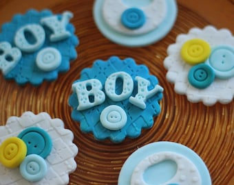 Baby Boy Baby Shower Cupcakes ~ Baby shower cupcakes cupcakes gallery
