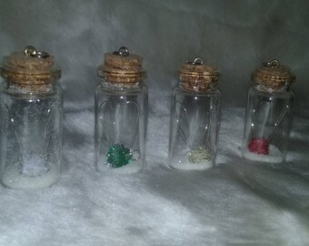 Fairy Bottle Necklace
