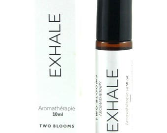 Exhale Aromatherapy Roll On, Victoria BC, Vancouver Island Canada