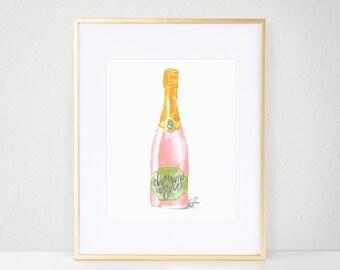 Blush Champagne