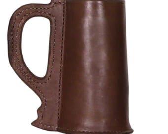 Leather Drinking Tankard