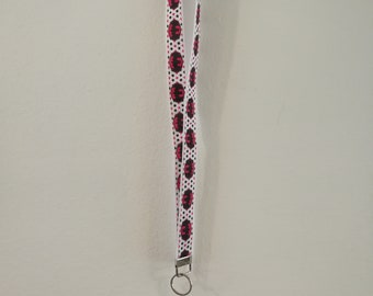 Bat Girl Lanyard