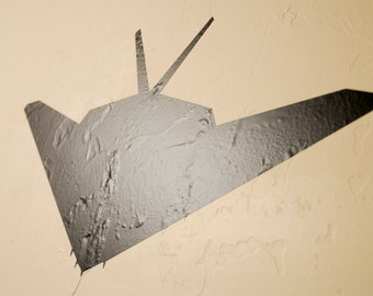 F-117 Jet - Wall Decal