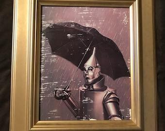 Tin Man in the Rain