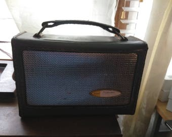 silvertone transistor 600