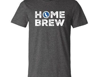 California Home Brew T-Shirt