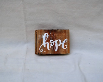 Hope Board Itty Bitty